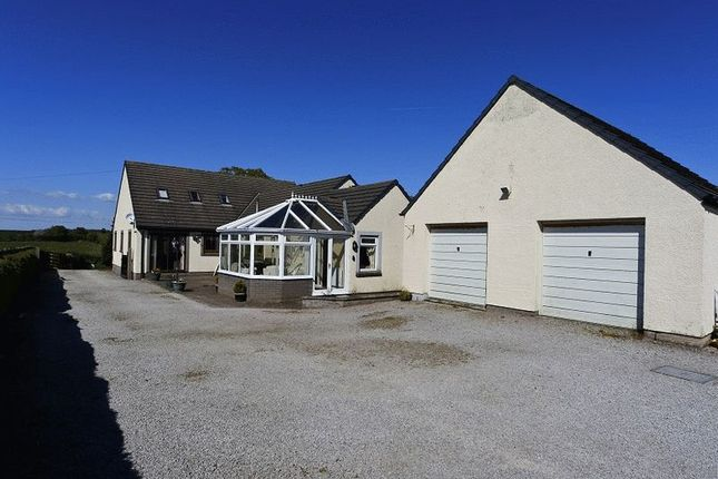 Thumbnail Bungalow for sale in Wiggonby, Wigton