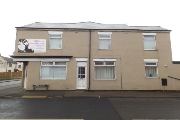Thumbnail Flat to rent in John Street, Clay Cross, Chesterfield