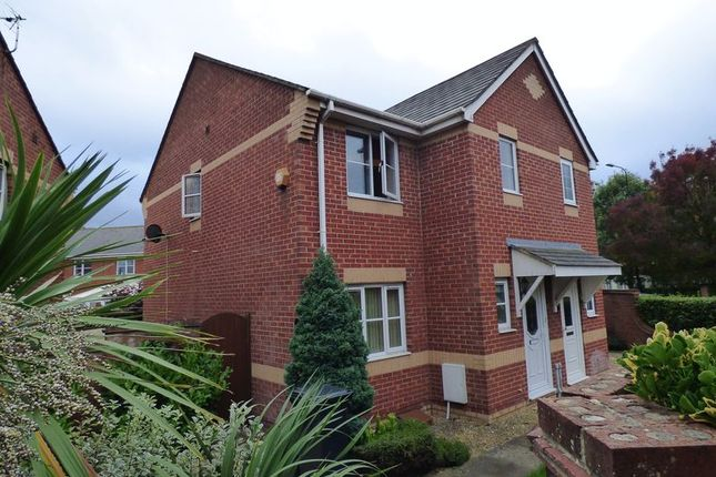 Thumbnail Semi-detached house for sale in Rowan Place, Weston-Super-Mare