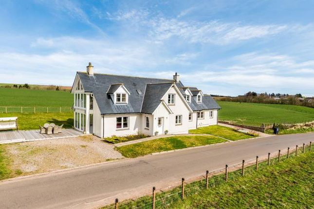 Thumbnail Detached house to rent in Red Barn, Tannadice