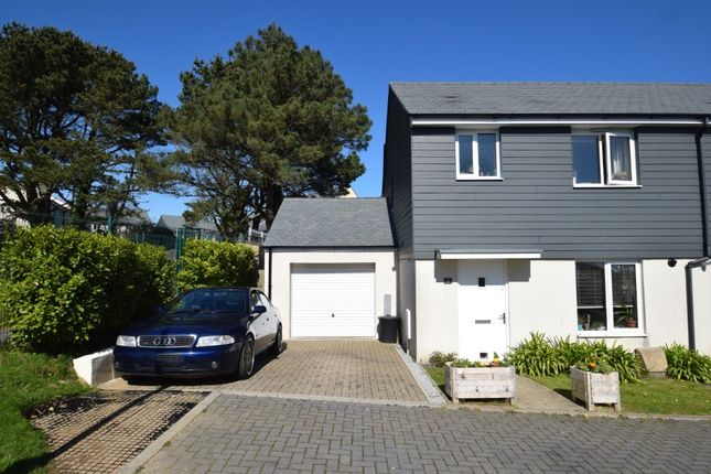 End terrace house for sale in Kingston Way, Mabe Burnthouse, Penryn