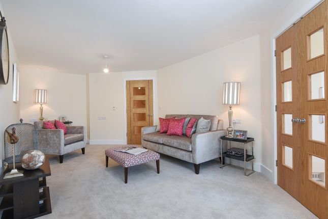 Thumbnail Flat to rent in Lysander House, Josiah Drive, Ickenham, Middlesex