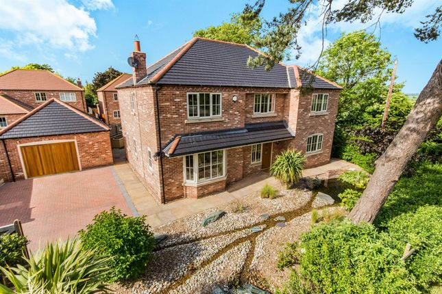 Thumbnail Detached house for sale in Church Lane, Saxilby, Lincoln