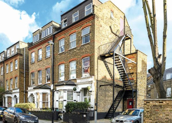 Thumbnail Terraced house for sale in Patrick's Lodge, 2 Adolphus Road, Finsbury Park
