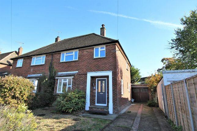 Thumbnail Semi-detached house to rent in Tudor Drive, Otford, Sevenoaks