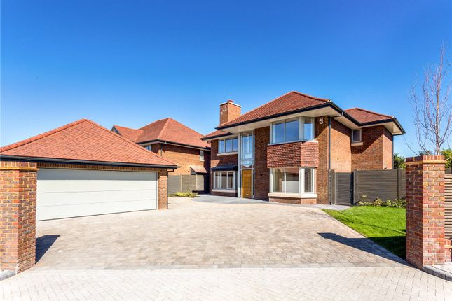 Thumbnail Detached house for sale in Burgh Heath Road, Epsom, Surrey