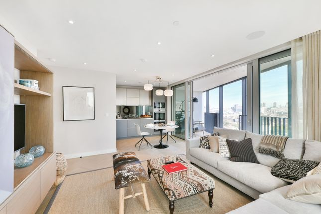 Thumbnail Flat for sale in Two-Fifty-One Building, Southwark Bridge Road