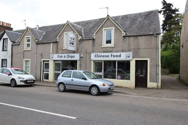 Thumbnail Flat to rent in High Street, Auchterarder