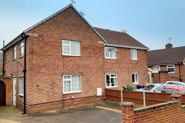 Thumbnail Semi-detached house for sale in Prior Close, Sutton-In-Ashfield