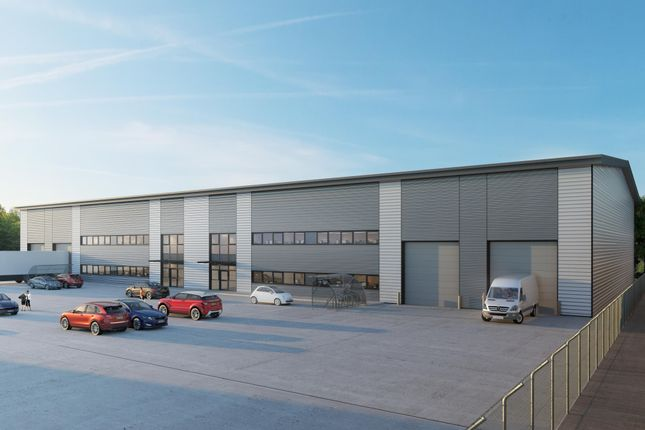 Thumbnail Industrial to let in Unit 8/9 Hikers Way, Crendon Industrial Park, Long Crendon