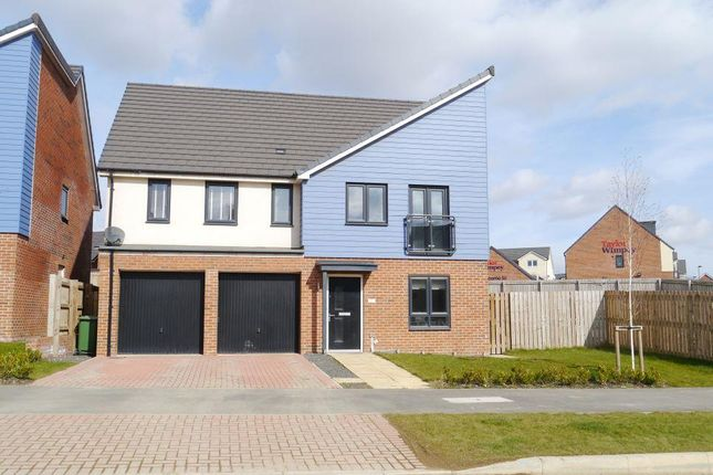 5 bed detached house for sale in Roseden Way, Newcastle Upon Tyne