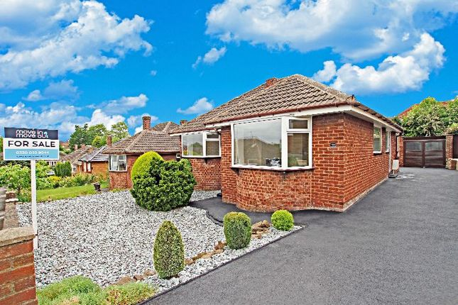 Thumbnail Detached bungalow for sale in Cotswold Crescent, Whiston, Rotherham