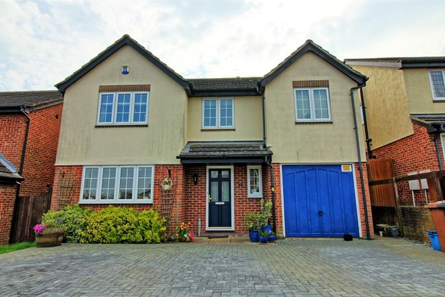 Thumbnail Detached house for sale in Luynes Rise, Buntingford