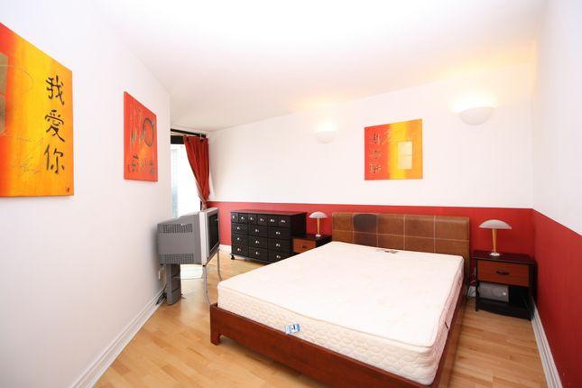 Bedroom of Chart House, Burrells Wharf, Isle Of Dogs E14
