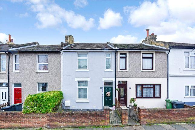 2 bed terraced house for sale in Burnt Ash Hill, Lee, Lewisham, London SE12