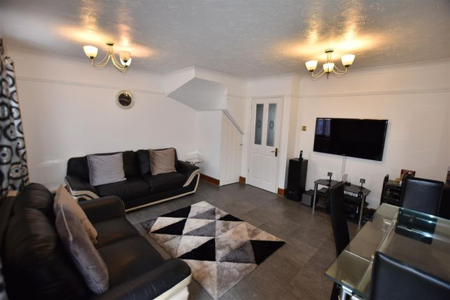Thumbnail Terraced house to rent in Pegrams Road, Harlow