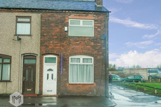 Thumbnail Terraced house to rent in Kirkhall Lane, Leigh
