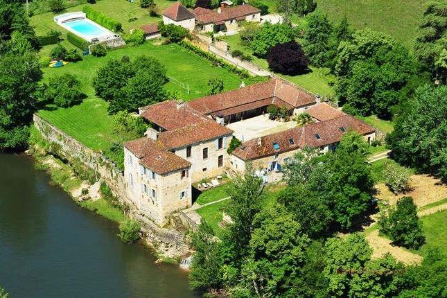 Thumbnail Property for sale in Puy L'Evêque, Lot, 46700, France