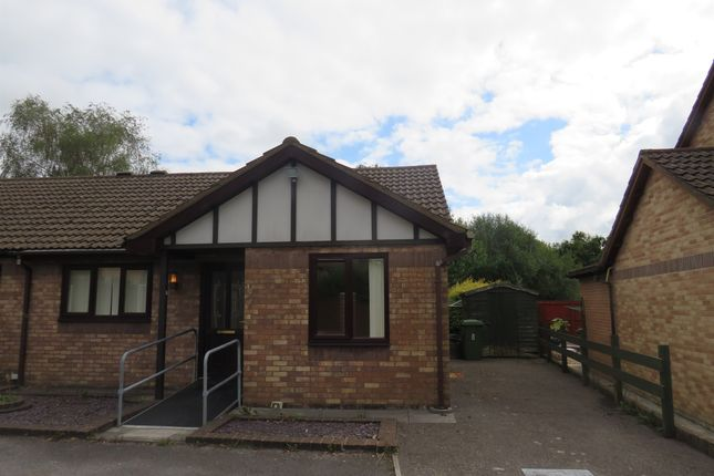 2 bed semi-detached bungalow for sale in Grafton Drive, Cross Inn, Pontyclun CF72
