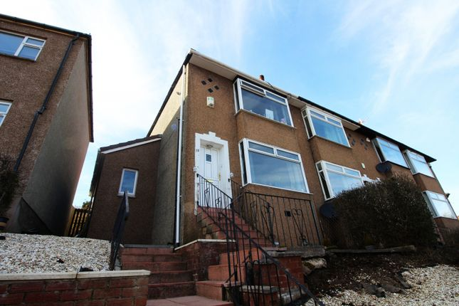 Thumbnail Semi-detached house for sale in Moray Drive, Glasgow, Renfrewshire