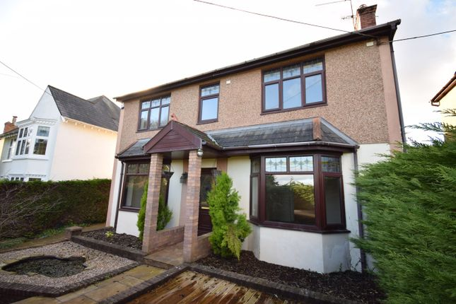 Thumbnail Detached house for sale in Rowan Crescent, Griffithstown, Pontypool