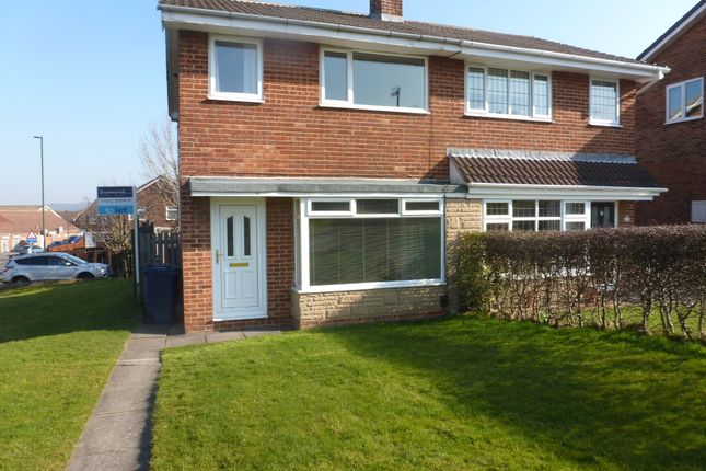 Thumbnail Semi-detached house to rent in Brocklesby Road, Guisborough