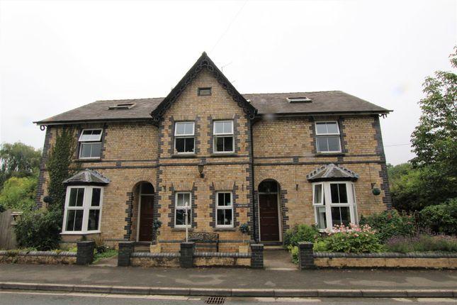Thumbnail Detached house for sale in The Legar, Llangattock, Crickhowell