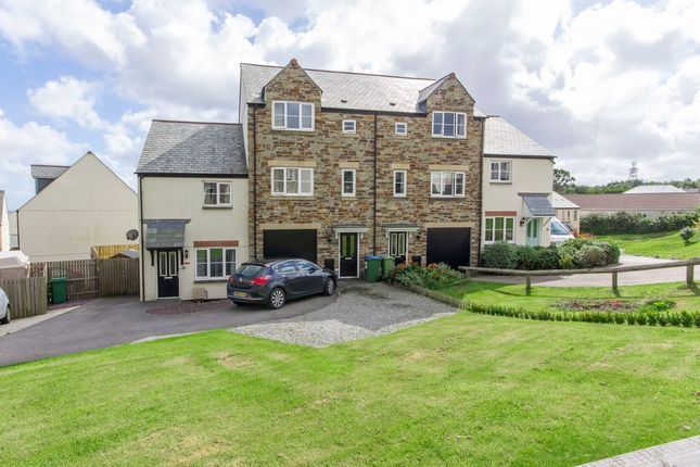 Thumbnail Terraced house for sale in Gwithian Road, St. Austell