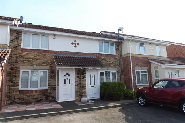 Thumbnail Property to rent in Fairlead Drive, Gosport
