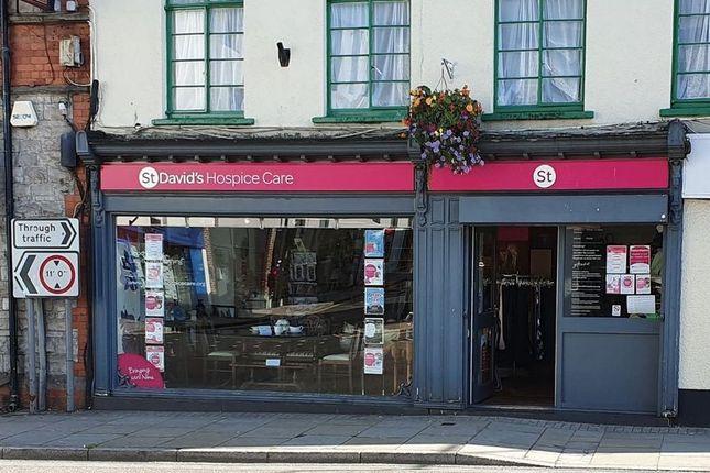 Thumbnail Retail premises to let in 19 Moor Street, Chepstow, 6Aw.