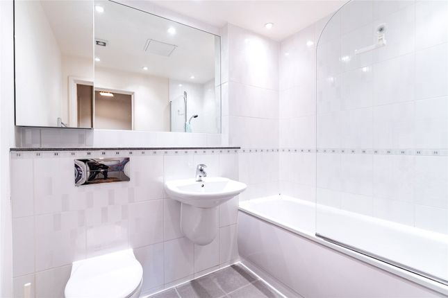 Main Bathroom of Kingswood Heights, Queen Mary Avenue, London E18