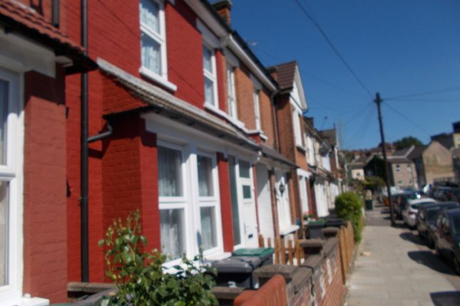 Thumbnail Terraced house to rent in Berkeley Road, London