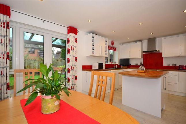 Thumbnail Detached house for sale in Twyner Close, Langshott, Horley, Surrey