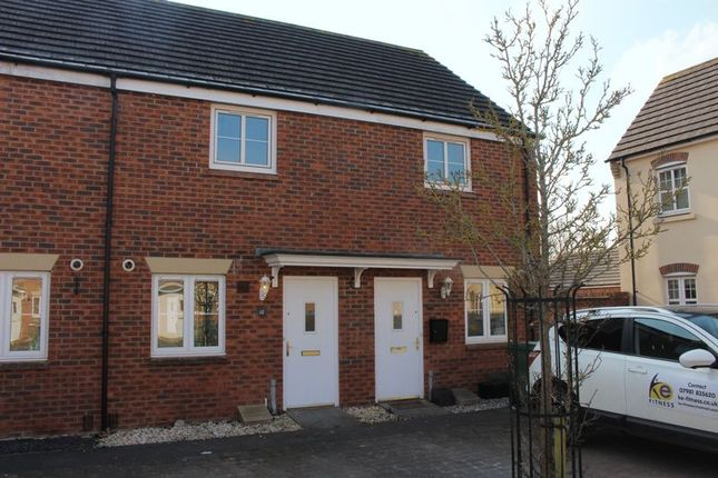 Thumbnail Terraced house to rent in Peregrine Court, Calne