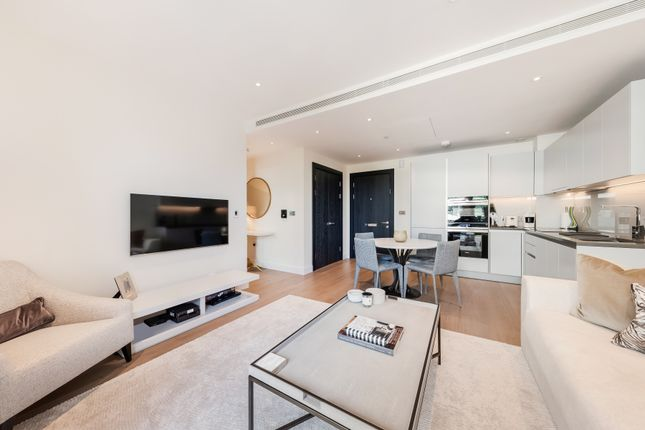 Thumbnail Flat for sale in Sophora House, Queenstown Road, Nine Elms
