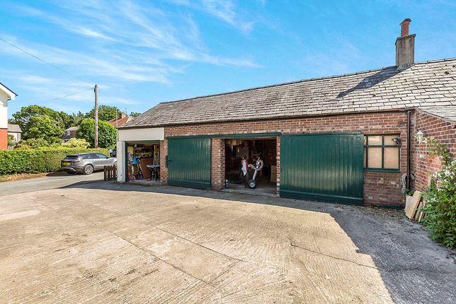 Garages of West End, Great Eccleston, Preston PR3