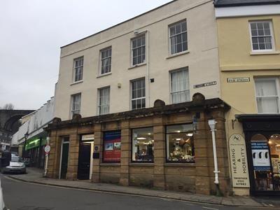 Thumbnail Commercial property for sale in 9 Market Street, Tavistock, Devon