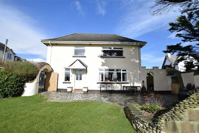 Thumbnail Detached house for sale in Maer Lane, Bude
