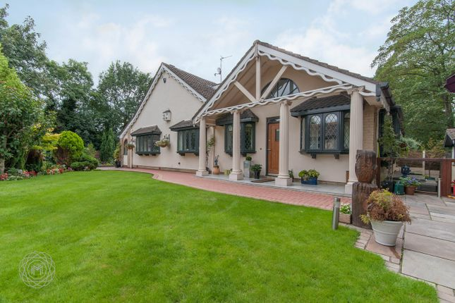 Thumbnail Detached house for sale in Vicars Hall Lane, Worsley, Manchester