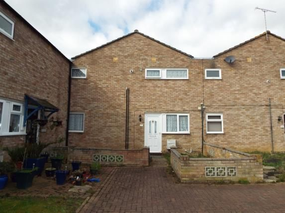 Thumbnail Terraced house for sale in Hemingway Road, Witham
