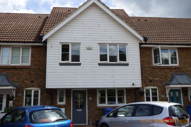Thumbnail Mews house to rent in Finch Close, Faversham