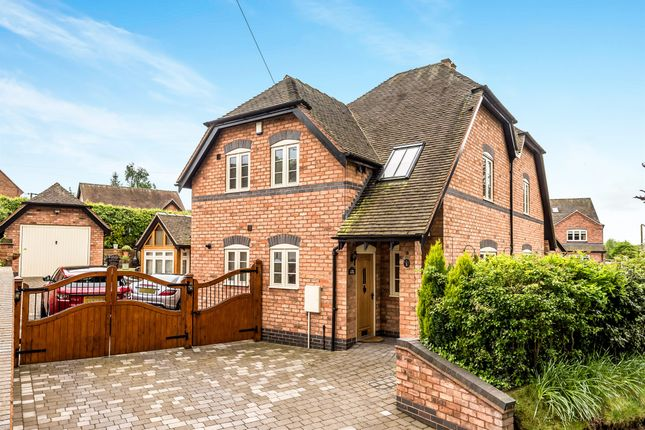 Thumbnail Semi-detached house for sale in Bellamour Way, Colton, Rugeley