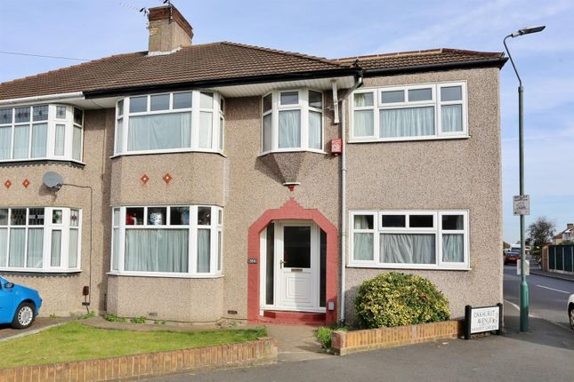 Thumbnail Semi-detached house for sale in Long Lane, Bexleyheath