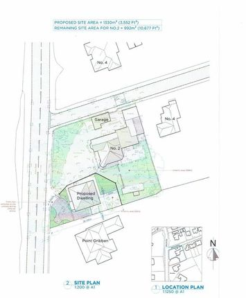 Thumbnail Land for sale in Poltair Road, St. Austell