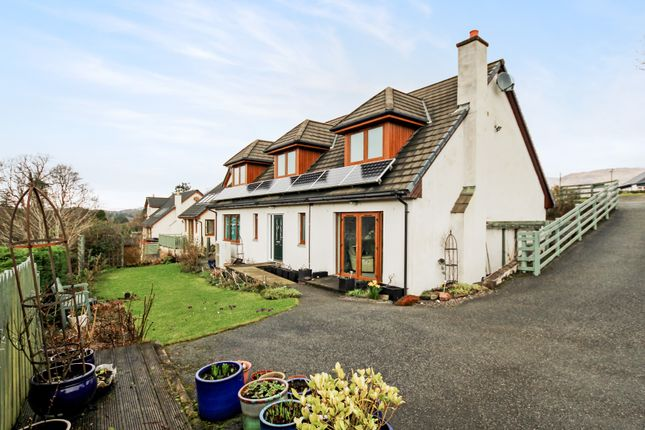Detached house for sale in Truim House, Taynuilt
