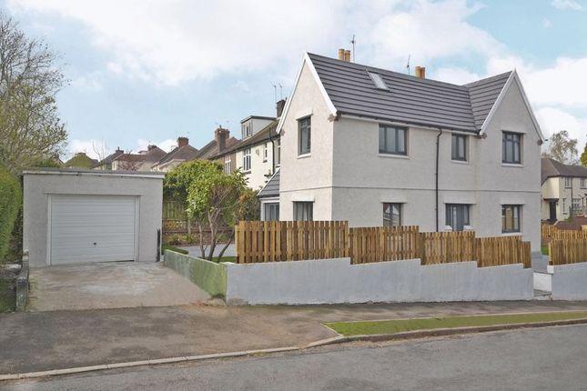 Thumbnail Detached house for sale in Outstanding Renovation, Allt-Yr-Yn Road, Newport