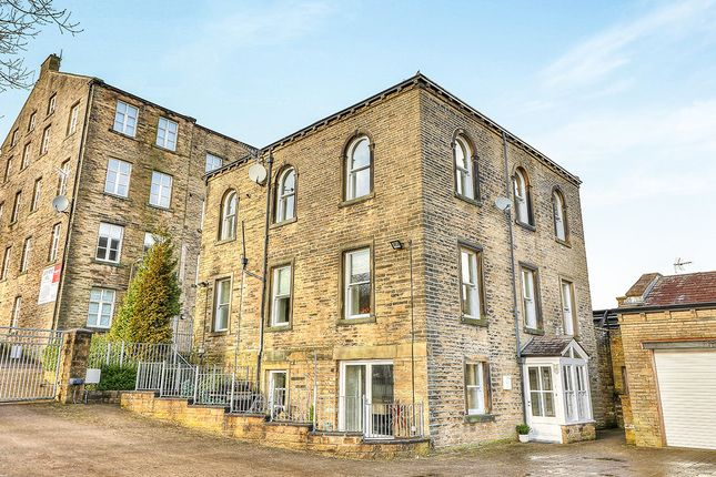 Thumbnail Flat for sale in Dean House Lane, Luddenden, Halifax