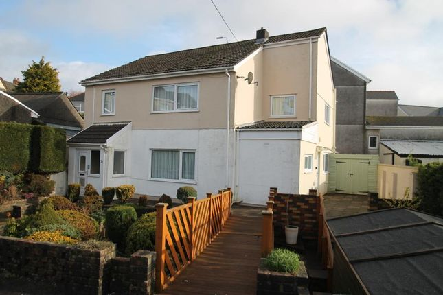 4 bed detached house for sale in Waun Goch District, Beaufort, Ebbw Vale, Blaenau Gwent NP23