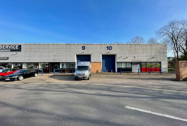 Thumbnail Industrial to let in Unit 10 Granby Trade Park, Bletchley, Milton Keynes