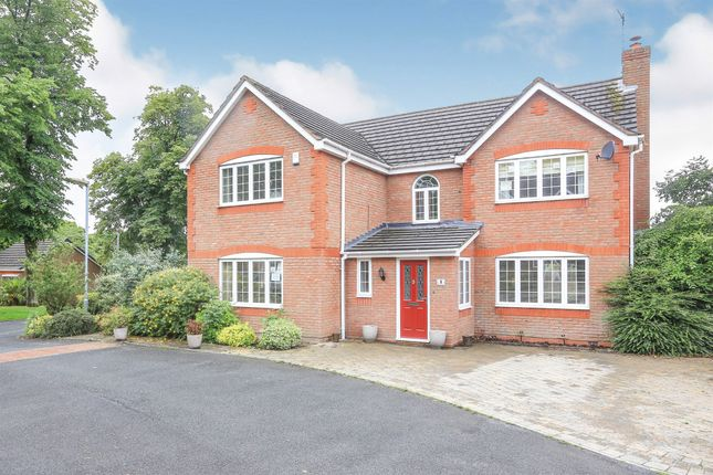 Thumbnail Detached house for sale in Wood Hayes Croft, Wednesfield/ Westcroft, Wolverhampton